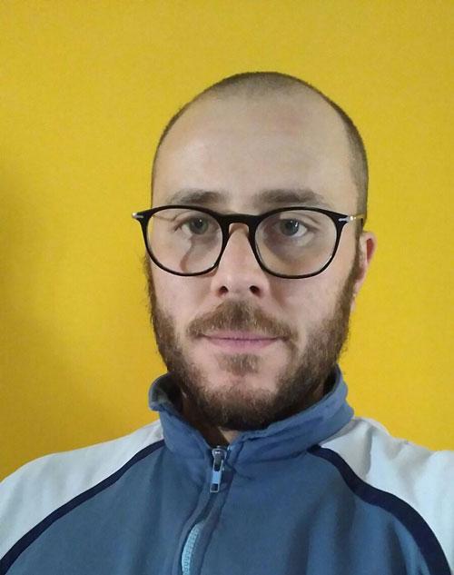 Loriano D'Andrea fondatore ISAV Onlus SLA Abruzzo