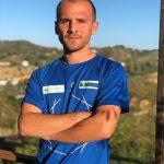 volontario ISAV Luca Chiavaroli