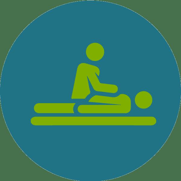 icona massaggiatore malato sla pescara