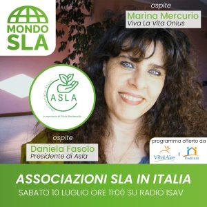 Mondo Sla - Associazioni Sla in Italia