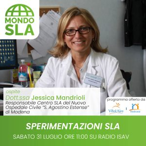 Mondo SLA - Sperimentazioni Sla