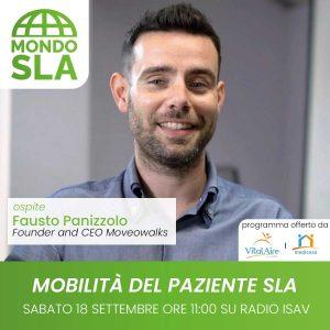 Mondo SLA - Mobilità del paziente Sla