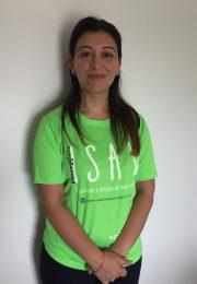 Sabrina Perretti volontaria isav